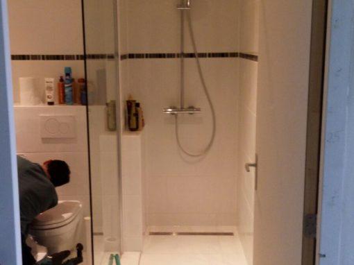 Volledige badkamer renovatie in Haarlem